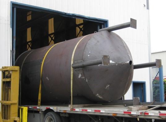 Custom Tank For Asphalt Roofing Kendo Inc