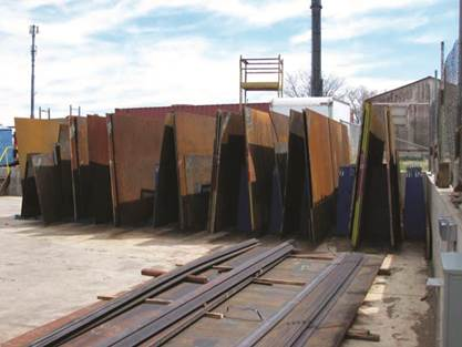 Steel Plate Distributors Denver