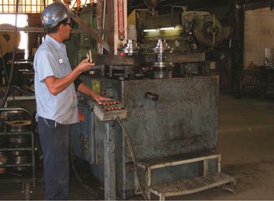 Sheet Metal Forming Denver CO